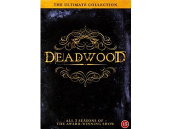 Deadwood / Ultimate collection (12 DVD)