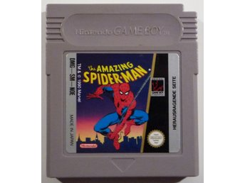 The Amazing Spider-man - Gameboy