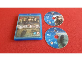PIRATES OF THE CARIBBEAN AT WORLDS END till Blu-Ray Bluray