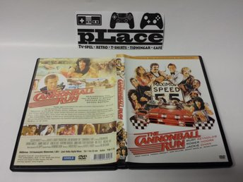 The Cannonball Run DVD
