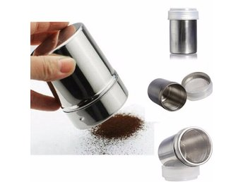 Stainless Steel Shaker Cocoa Flour Salt Powder Icing Sugar