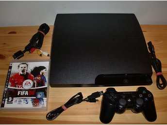 Playstation 3 Slim 160 GB + 1 spel