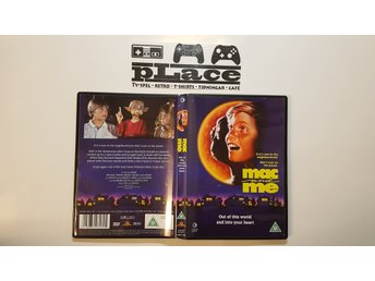 Mac And Me ( Region 1 ) DVD