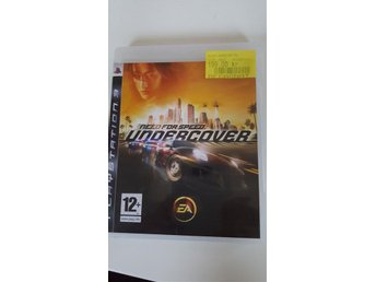 Ps3 spel  need for speed  undercover