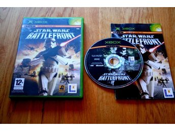 Star Wars Battlefront xbox rare
