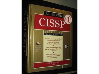 ALL IN ONE CISSP Shon Harris EXAM GUIDE FIFTH EDITION