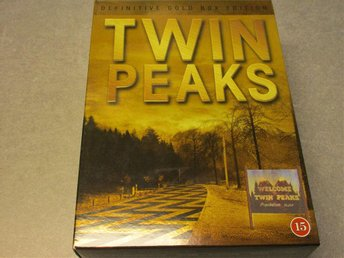 Twin Peaks - Complete Series - Svensk text