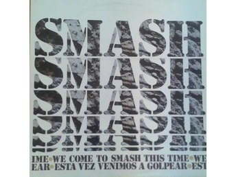 Smash  titel*  We Come To Smash* Rock, Latin, Prog Rock LP