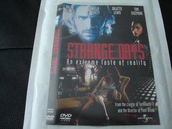 DVD-STRANGE DAYS *Ralph Fiennes, Angela Basset* - östersund - DVD-STRANGE DAYS *Ralph Fiennes, Angela Basset* - östersund