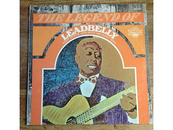 Leadbelly - The Legend of Leadbelly TLP 2093 1970