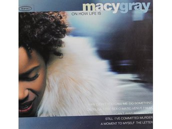Macy Gray, On how life is (CD)