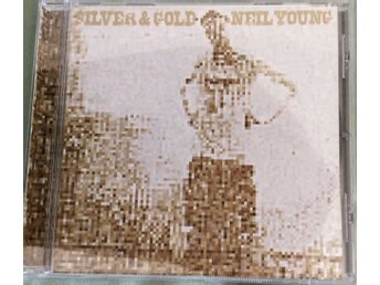 NEIL YOUNG SILVER&GOLD CD