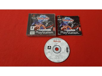 V-RALLY till Sony Playstation PSone