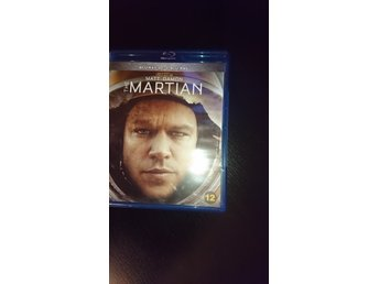The Martian Blueray + 3D