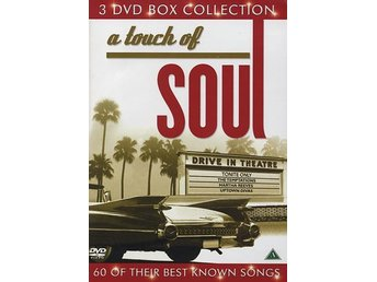 A Touch of Soul (3 DVD)