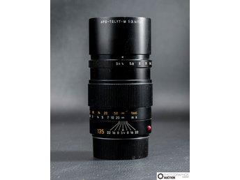 "Leica APO-Telyt-M 135mm f3.4 ASPH "" END OF PRODUCTION"""