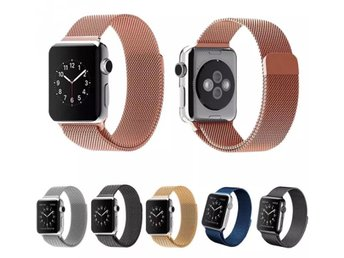 Apple watch 42mm -BLÅ-