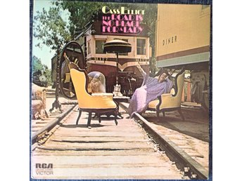 Cass Elliot LP The Road Is No Place For A Lady