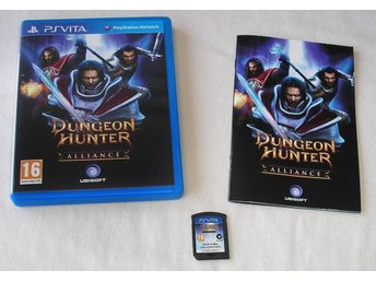 Dungeon Hunter - Alliance (PSVITA) --MYCKET SÄLLSYNT!--
