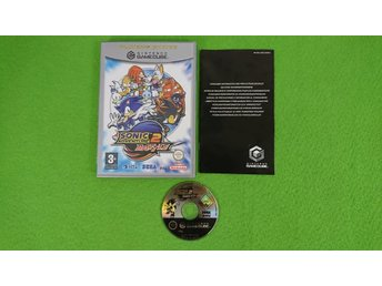 Sonic Adventure 2 Battle Gamecube Nintendo Game Cube