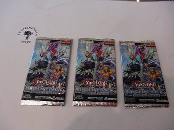 Yu-Gi-Oh! Duelist Pack Dimensional Guardians booster pack 3 st