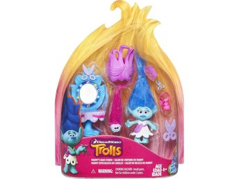 Trolls MADDY´S HAIR STUDIO Story Pack