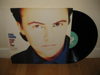 PAUL YOUNG - From time to time-the singles collection LP-91