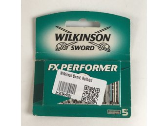 Wilkinson Sword, Rakblad
