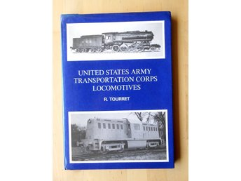 United States Army Transportation Corps Locomotives