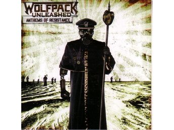 Wolfpack Unleashed-Anthems of resistance / Thrash CD