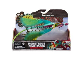 DreamWorks Dragons Hookfang Monstrous Nightmare Action Figure