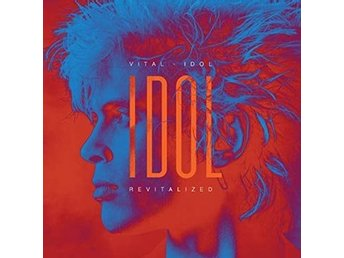 Idol Billy: Vital idol 2 - Revitalized 2018 (CD)