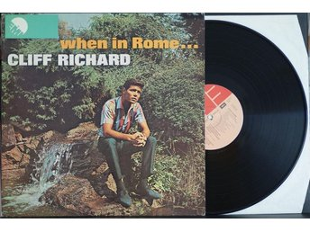 Cliff Richard-When In Rome... - LP