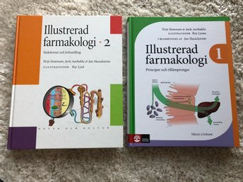 Illustrerad farmakologi 1 & 2