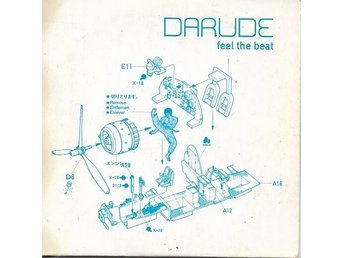 CD SINGEL - DARUDE/FEEL THE BEAT