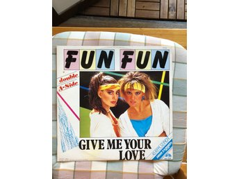 Tell me/Give me your love - Fun Fun