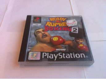 PS1/PSone: Ready 2 Rumble Boxing Round 2