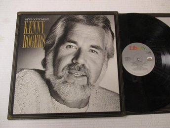 "Kenny Rogers ""We've Got Tonight"""