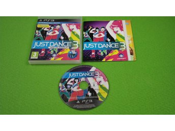 Just Dance 3 SPECIAL EDITION PS3 Playstation3 Playstation 3