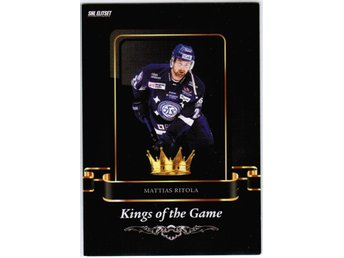 2014-15 SHL Elitset Kings of the Game Mattias Ritola Leksand