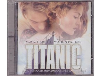 Titanic - Music from the Motion Picture Titanic Filmmusik