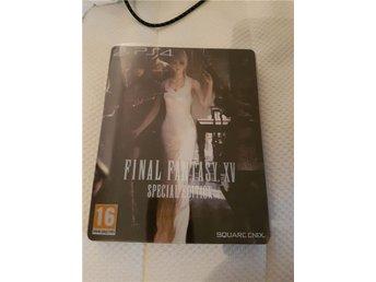 Final Fantasy XV (15) - Helsingborg - Final Fantasy XV (15) - Helsingborg