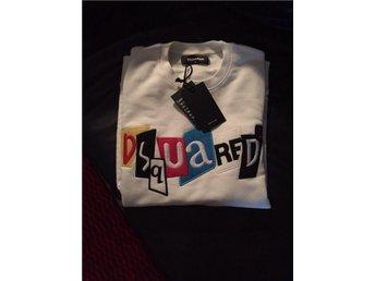 Ny Dsquared sweatshirts (tjocktröja) i strl L - Landskrona - Ny Dsquared sweatshirts (tjocktröja) i strl L - Landskrona