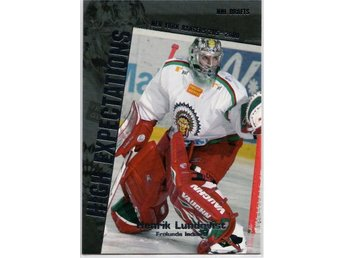 2004-05 SHL High Expectations Henrik Lundqvist Frölunda