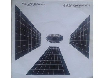 New Age Steppers / London Underground  titel*  Fade Away / Learn A Language*7""