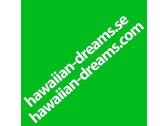 HAWAIIAN-DREAMS.COM, HAWAIIAN-DREAMS.SE - DOMÄNNAMN