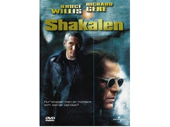 Shakalen (Bruce Willis, Richard Gere)
