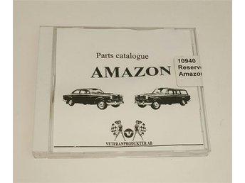 Amazon - Reservdelskatalog på CD-Rom - Veteranprodukter AB - Umeå - Amazon - Reservdelskatalog på CD-Rom - Veteranprodukter AB - Umeå