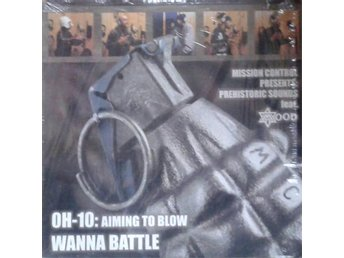 Elite Terrorists title* OH-10: Aiming To Blow / Wanna Battle* US Hip Hop 12""