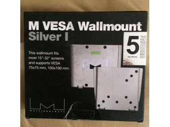 "M VESA Wallmount 15""-32"" display"
